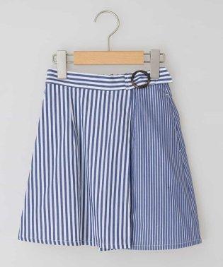 [140-150]ミックスストライプスカート
