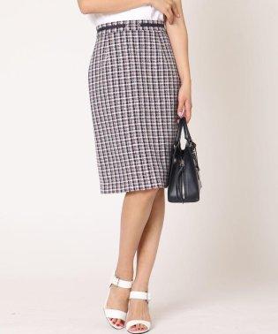 カラーファンシータイトスカート