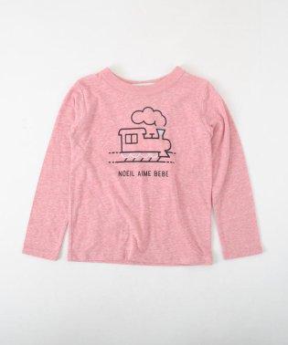 ネップ天竺乗り物Tシャツ