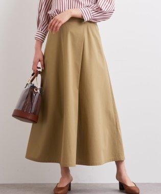 SC T/C チノ フレア スカート