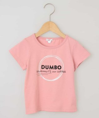 [140-150]DUMBOコラボ ロゴモチーフカットソー