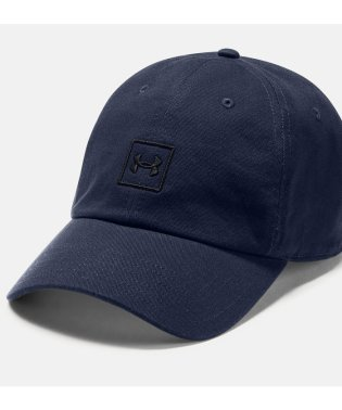 アンダーアーマー/UA WASHED COTTON CAP