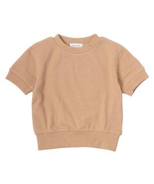 プチプチカノコ 半袖 Tシャツ
