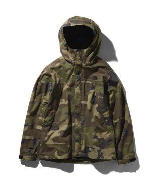 ノースフェイス/メンズ/Novelty Scoop Jacket