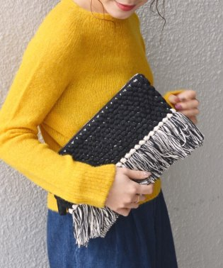 【SHIPS for women】FRINGE BAG