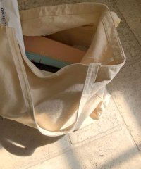 BIG CANVAS BAG