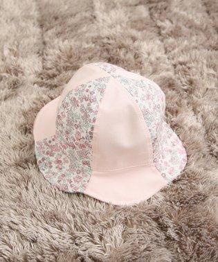 リバティプリント/帽子