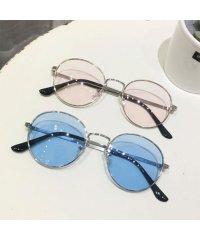チュクラ chuclla カラーサングラス 5色 サングラス 眼鏡丸