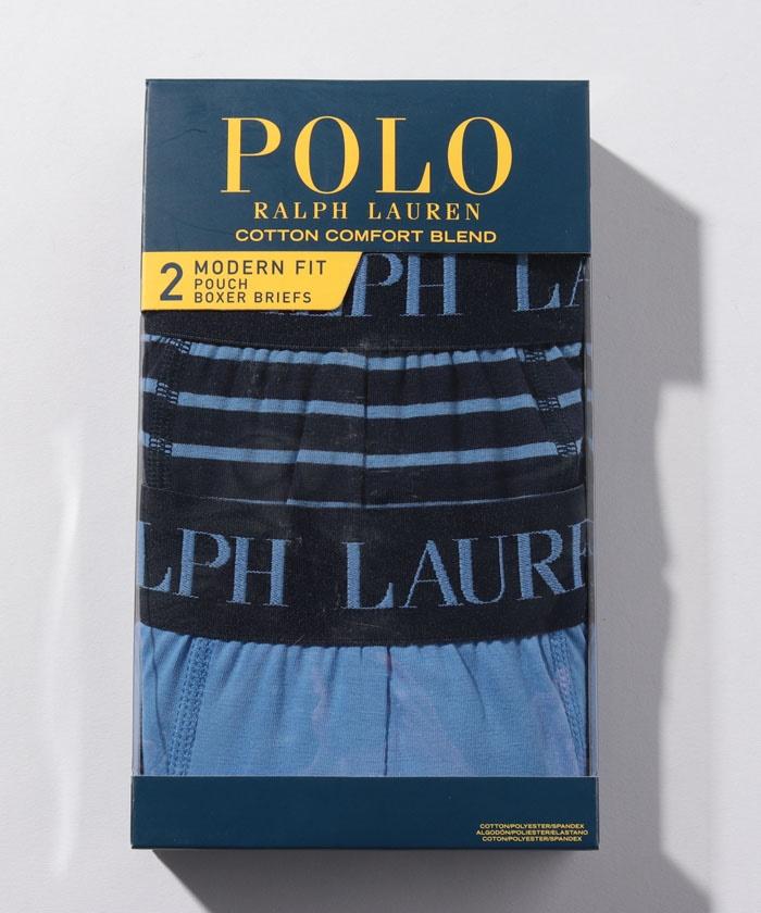 Polo Ralph Lauren LPB2S2 M9I BOXER 2PCパック