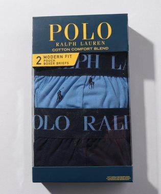 Polo Ralph Lauren LPB2S2 MCB BOXER 2PCパック
