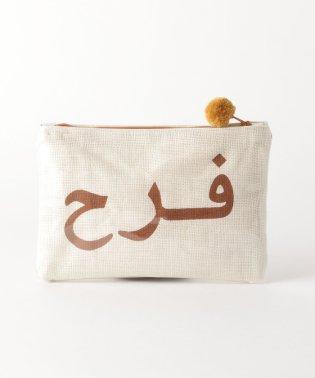 <Fatima Morocco>ロゴポーチ