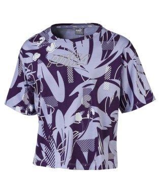 プーマ/キッズ/ALPHA SS AOP Tシャツ
