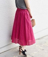 Khaju:コットンドビースカート