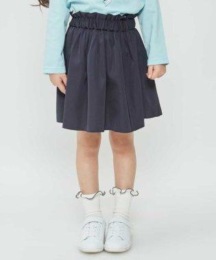 [100-130]リバーシブルギャザースカート[WEB限定サイズ]