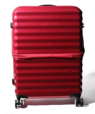 スーツケース フロント゜オープン M
