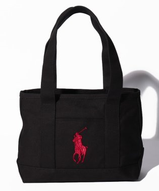 【POLO RALPH LAUREN】School Tote Medium (ファスナー開閉)