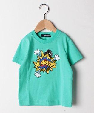 暴れOGゴリラTシャツ
