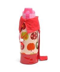 水筒カバー ラージタイプ おしゃれリンゴのひみつ(アイボリー)