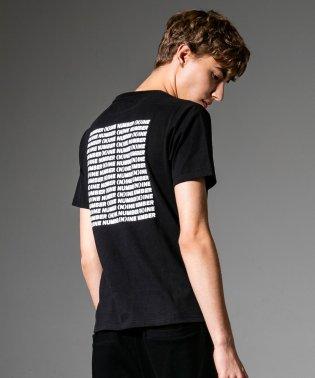 NUMBER (N)INE DENIM(ナンバーナインデニム) バックロゴTシャツ