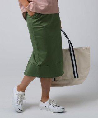 ストレッチ ナロースカート