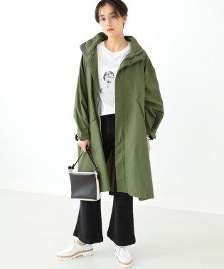 Marmot × BEAMS / 別注 ポンチョ コート