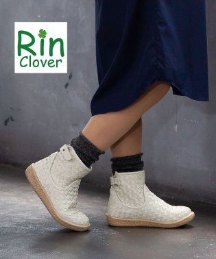 Rin Clover メッシュショートブーツ