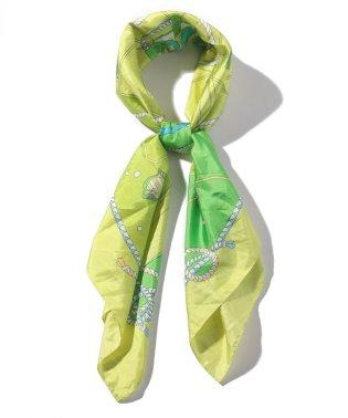 パネルプリント スカーフ