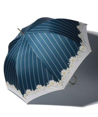 BE SUNNY ビーサニー 深張ジャンプ傘 長傘 デイジー  (晴雨兼用 UVカット 紫外線カット 耐風 軽量 撥水)