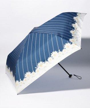 BE SUNNY ビーサニー スリム3段折りたたみ傘 デイジー ポーチ付  (晴雨兼用 UVカット 紫外線カット 耐風 軽量 撥水)