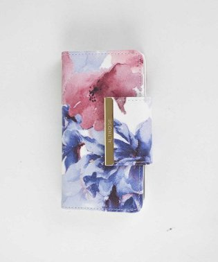 花柄iPhone6.7.8ケースフ゛ルーム