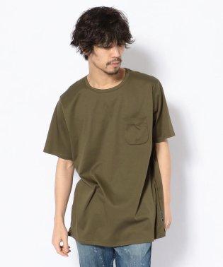 MINOTAUR(ミノトール)EXTRA FAIN ポケットクルーTシャツ