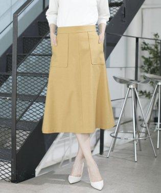 【SS/S/Lサイズあり】トラペーズポケットスカート