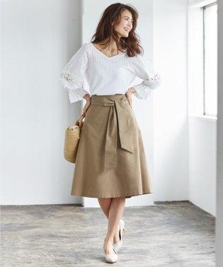 【Lサイズ仕様】ライトタスランストレッチ スカート