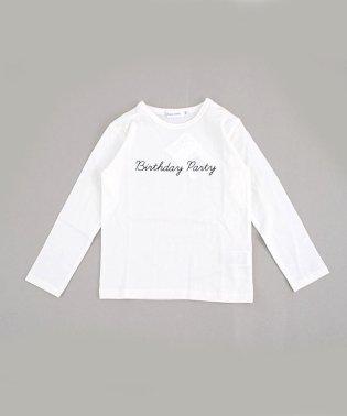 ベーシックロゴ長袖Tシャツ