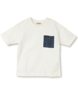 デニムポケット半袖Tシャツ