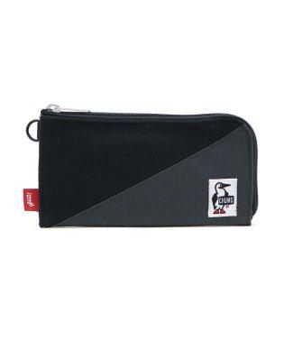 【日本正規品】チャムス 長財布 CHUMS Zipper Long Wallet Sweat Nylon L字ファスナー CH60-2687