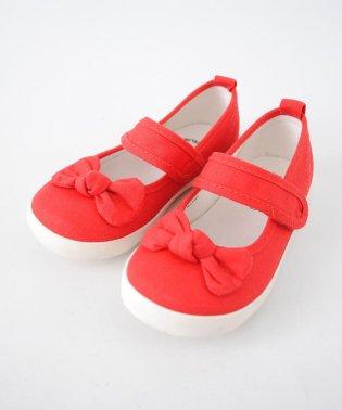 女児ストラップ靴