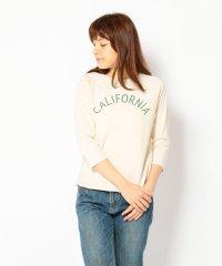 七分袖Tシャツ CALIFORNIA /Rinajour(リナジュール)
