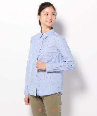 リップ刺繍シャツ/MAISON SCOTCH(メゾン スコッチ)