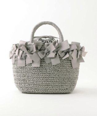 【CACHELLIE】PAPER RIBBON TOTE