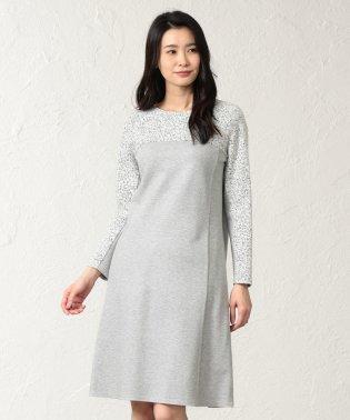 ブロッキングドレス