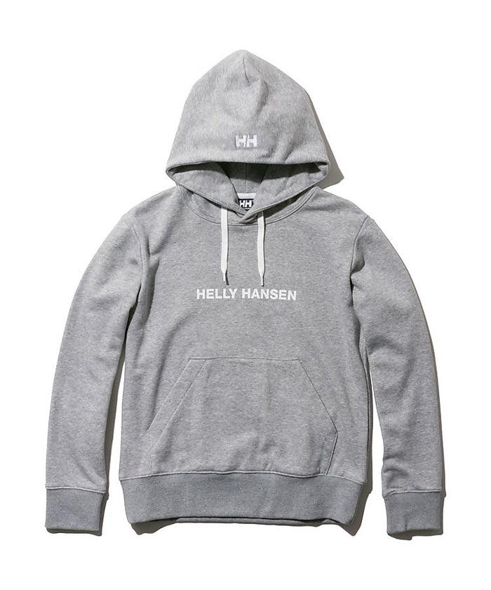 ヘリーハンセン/レディス/HH Logo Sweat Parka