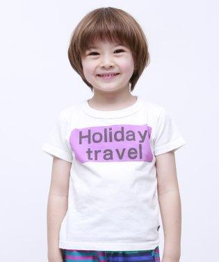 旅ロゴPT半袖TEE