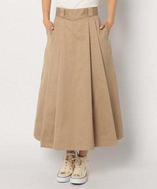 【DANTON/ダントン】WEST POINTロングスカート #JD‐5053