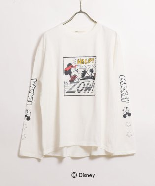 DISNEY-COLLECTION- COWBOYTシャツ