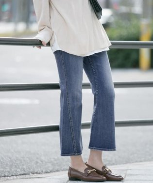 Cozue Ninomiya×Moname Always Flare Denim