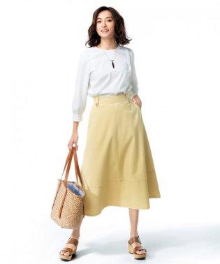【マガジン掲載】リランチェ フレアースカート(検索番号E42)