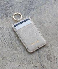BEAMS / カードケース キーホルダー