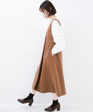 頑張りすぎずにちゃんとかわいいカットソージャンパースカート