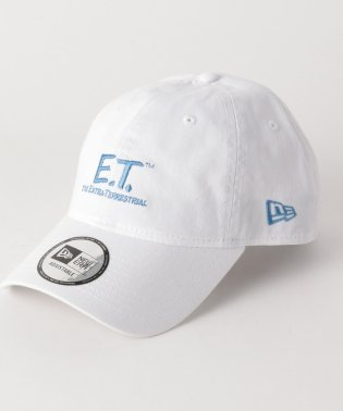 <NEW ERA> 9THIRTY ET WHITE/キャップ
